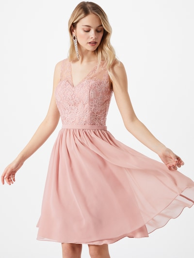 mascara Kleid in rosé, Modelansicht