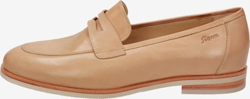 SIOUX Classic Flats in Brown