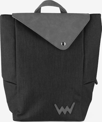 Vuch Rucksack in grau / schwarz, Produktansicht