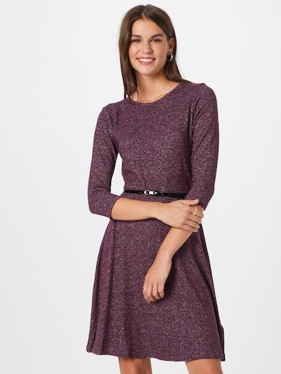 ABOUT YOU Šaty 'Stefanie' - tmavě červená, Model/ka