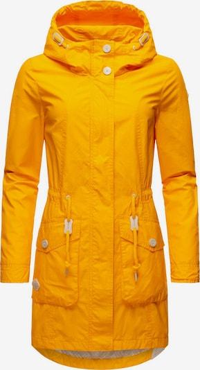 Ragwear Übergangsparka ' Elsa ' in gelb, Produktansicht