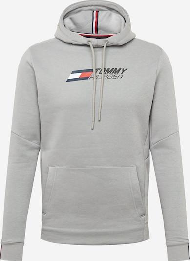 Tommy Sport Camiseta deportiva en navy / gris / rojo / blanco, Vista del producto