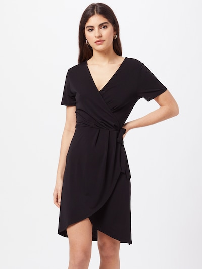VILA Robe 'Nayeli' en noir, Vue avec modèle