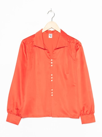 Trevira Bluse in L in Rot