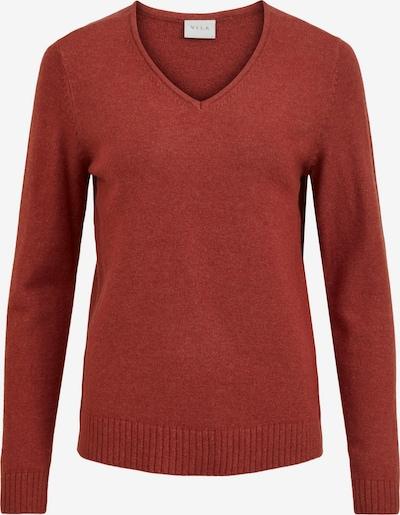 VILA Pullover 'VIRIL' in rostbraun, Produktansicht