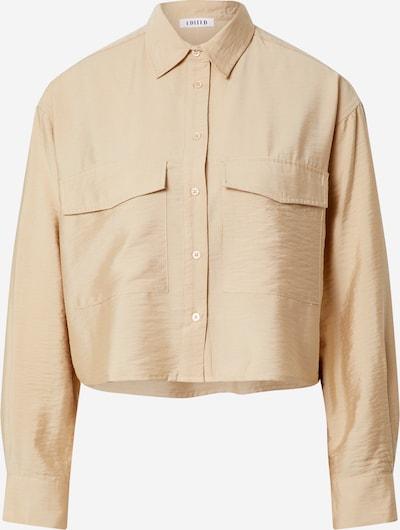 EDITED Bluzka 'Kalani' w kolorze beżowym, Podgląd produktu