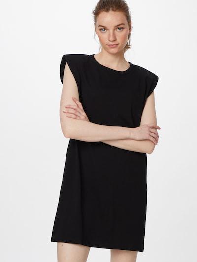 Rochie 'Fran' Gina Tricot pe negru, Vizualizare model