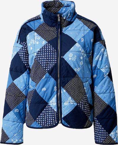 GAP Chaqueta de invierno en azul / blanco, Vista del producto