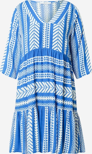 ABOUT YOU Καλοκαιρινό φόρεμα 'Sunny' σε μπλε / λευκό, Άποψη προϊόντος