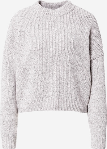 Abercrombie & Fitch Pullover in Grau