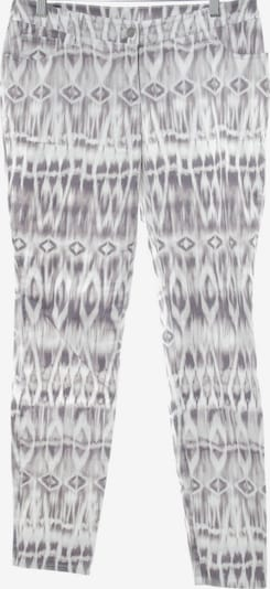 Buffalo London Skinny Jeans in 30-31 in hellgrau / dunkellila / wollweiß, Produktansicht
