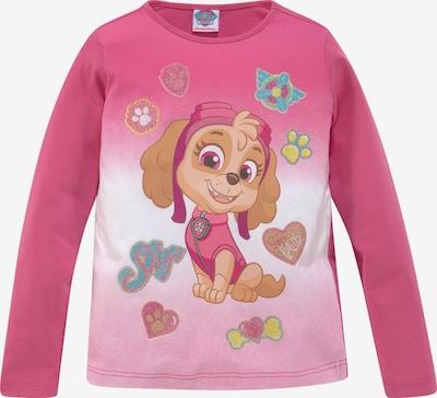 PAW Patrol Shirt in mischfarben / dunkelpink, Produktansicht