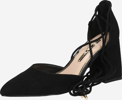 Dorothy Perkins Zapatos destalonado 'EDIE' en negro, Vista del producto