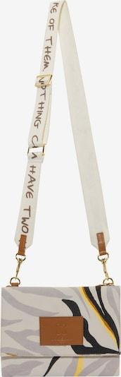 CODELLO Tasche in beige / gelb / flieder / schwarz, Produktansicht