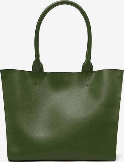 Gretchen Tote 'Dahlia' in dunkelgrün, Produktansicht