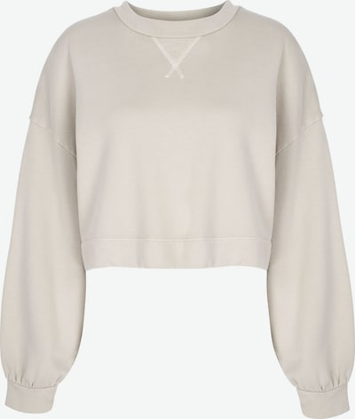 Aligne Sweat-shirt 'Barushka' en nude, Vue avec produit