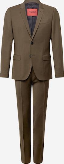 HUGO Kostym 'Arti' i mörkgrön, Produktvy