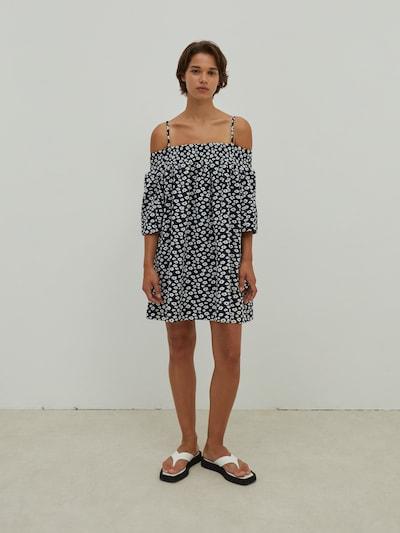 EDITED Šaty 'Sophie' - zmiešané farby / čierna, Model/-ka