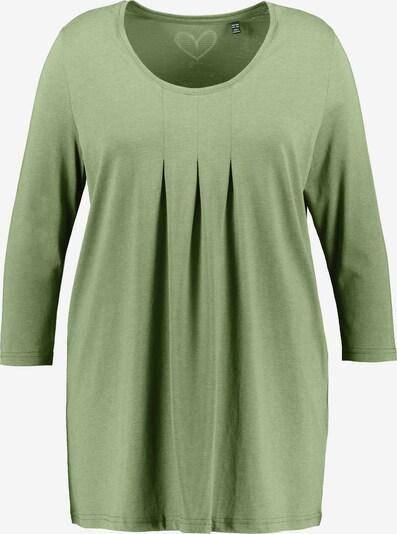 Ulla Popken Shirt in de kleur Groen, Productweergave