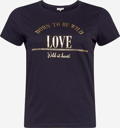 ONLY Carmakoma Shirt 'CARWILD' in schwarz, Produktansicht