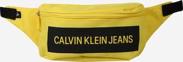Borsetă de la Calvin Klein Jeans pe galben