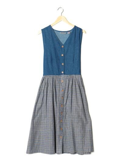 Karen Scott Kleid in XL in blue denim, Produktansicht