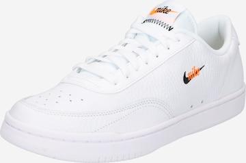 Nike SportswearNiske tenisice 'Court Vintage' - bijela boja