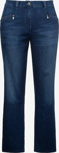 Ulla Popken Jeans in blue denim, Produktansicht