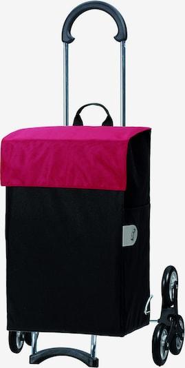 Andersen Shopper Einkaufstrolley 'Scala Shoppper Treppensteiger Hera' 56 cm in pink / schwarz, Produktansicht