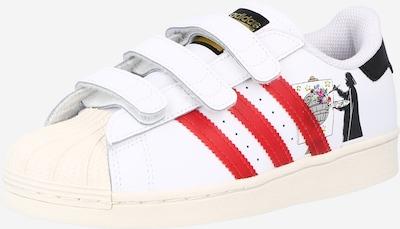 ADIDAS ORIGINALS Sneakers 'Superstar' in de kleur Blauw / Rood / Zwart / Wit, Productweergave