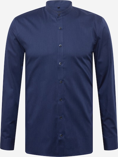 OLYMP Button Up Shirt in Navy, Item view