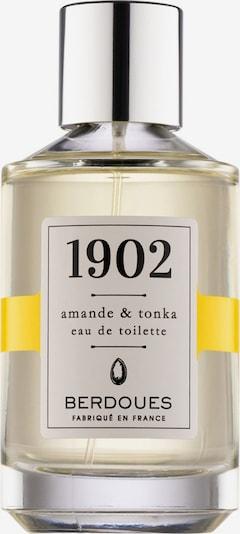 Berdoues Amande & Tonka Eau de Toilette in gelb / silber, Produktansicht