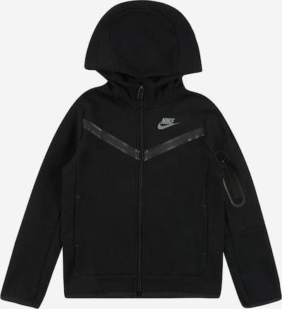 Nike Sportswear Veste en polaire en noir, Vue avec produit