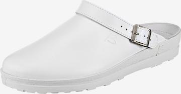 BECK Pantolette in Weiß