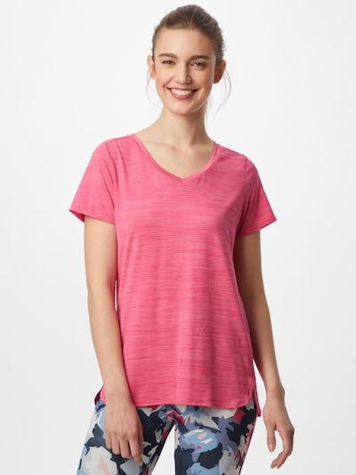 KILLTEC Funkčné tričko - ružová: Pohľad spredu