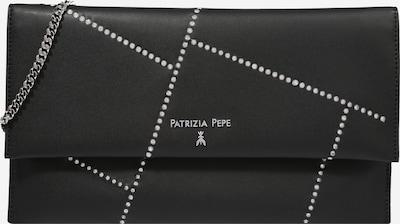 PATRIZIA PEPE Pochette en noir / argent, Vue avec produit