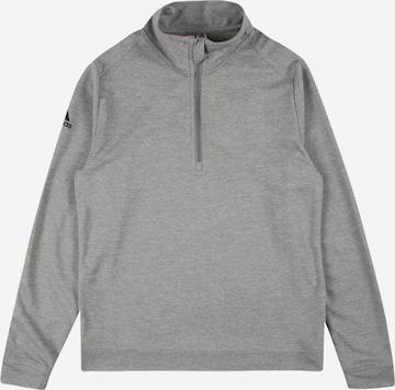 adidas Golf Sport sweatshirt i grå