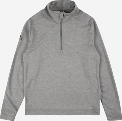 adidas Golf Sportief sweatshirt in de kleur Grijs, Productweergave