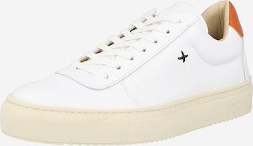 New Lab Sneaker low 'NL06' i hvit