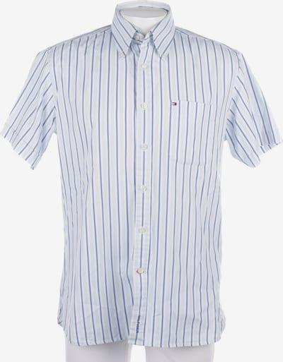 TOMMY HILFIGER Freizeithemd / Shirt / Polohemd langarm in M in blau, Produktansicht