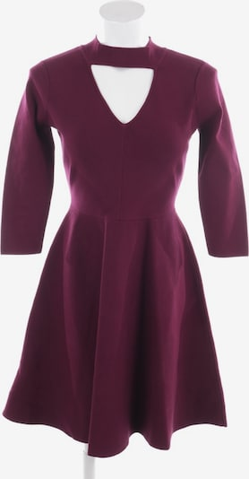 Milly Kleid in M in bordeaux, Produktansicht