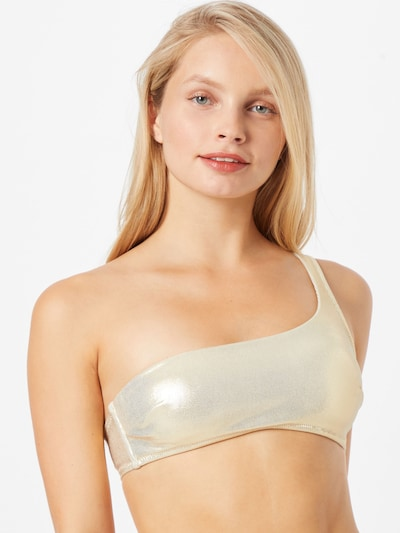 arany ETAM Bikini felső 'AMAZONE', Modell nézet