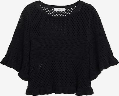 MANGO Pullover 'Pale' in schwarz, Produktansicht
