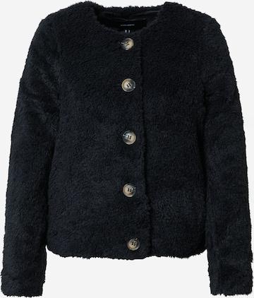 VERO MODA Φθινοπωρινό και ανοιξιάτικο μπουφάν 'AMANDA' σε μαύρο