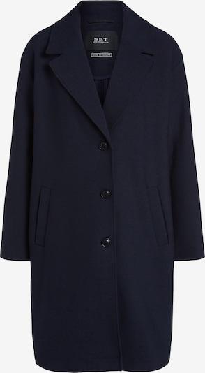 SET Płaszcz przejściowy w kolorze ciemny niebieskim, Podgląd produktu