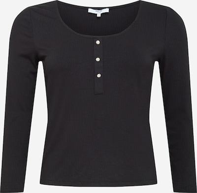 ABOUT YOU Curvy Shirt 'Rosa' in schwarz, Produktansicht