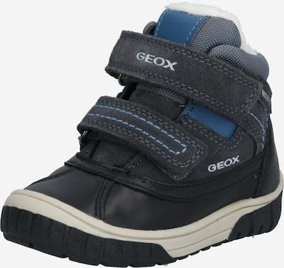 GEOX Čizme 'Omar' u plava / siva, Pregled proizvoda