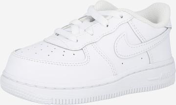 Nike Sportswear Ketsid 'Air Force', värv valge