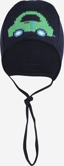 DÖLL Mütze in navy / hellgrün, Produktansicht
