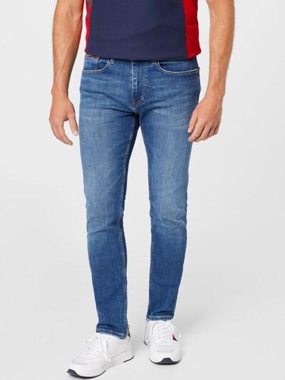 Jeans 'AUSTIN' Tommy Jeans pe albastru denim, Vizualizare model